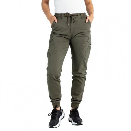 Pantalon Reflex Rib Cargo Reell femme