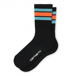 Chaussettes Carhartt Grant Socks noires