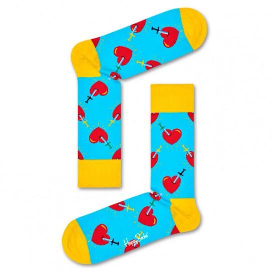 Coffret chaussettes Happy Socks I Love You