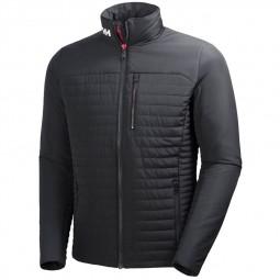 Doudoune Helly Hansen Crew Insulator Jacket noire