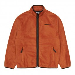 Polaire Carhartt Beaumont Jacket marron