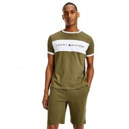 T-shirt Tommy Hilfiger kaki