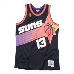 Steve Nash Phoenix Suns 13 noir