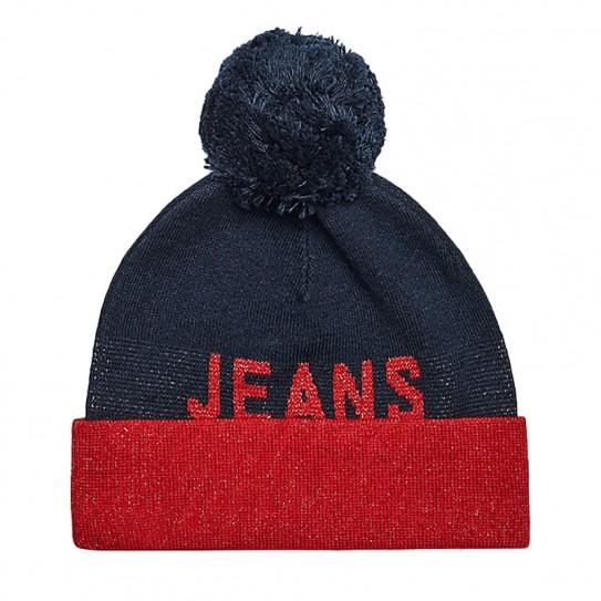 Bonnet à pompon Tommy Jeans