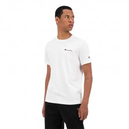 T-shirt Champion uni blanc