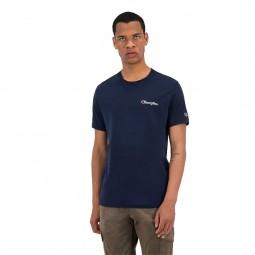 T-shirt Champion uni bleu marine