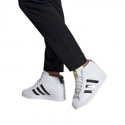 Adidas Superstar Bold blanches