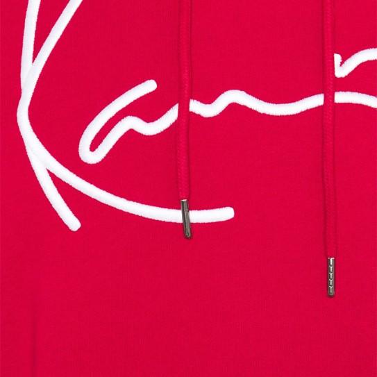 Sweat à capuche Karl Kani Signature Block