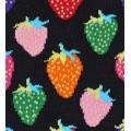 Chaussettes Happy Socks Strawberry fraises multicolores
