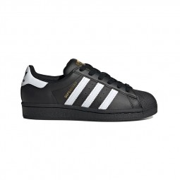 Adidas Superstar Junior noires