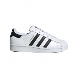Adidas Superstar Junior blanches