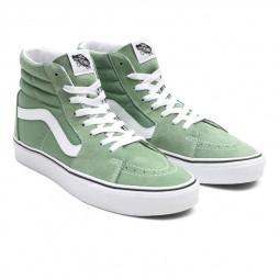 Chaussures Vans SK8-Hi vert d'eau