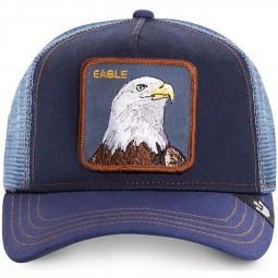 Casquette Goorin Bros Eagle bleu marine
