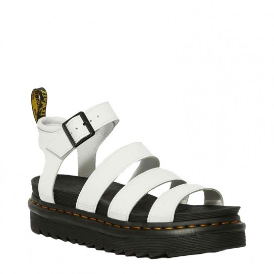 Sandales Dr. Martens Blaire Hydro blanches