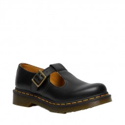 Chaussures Dr. Martens Polley noires