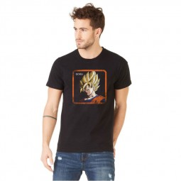 "T-Shirt Capslab Dragon Ball Z ""Goku"""