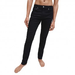 Jeans slim homme Calvin Klein noir