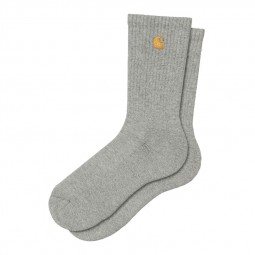 Chaussettes Carhartt Chase Socks grises