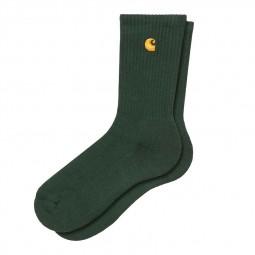 Chaussettes Carhartt Chase Socks vertes