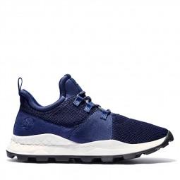 Chaussures Timberland Brooklyn bleu marine