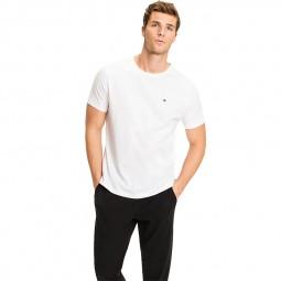 T-shirt Tommy Hilfiger blanc