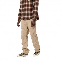 Pantalon Treillis Carhartt Aviation Pant beige clair