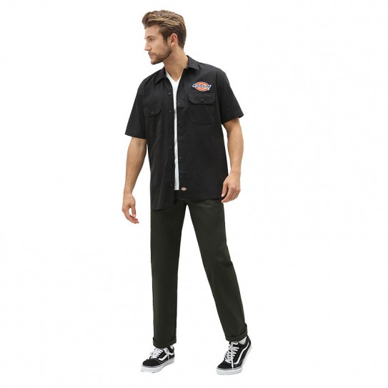 Chemise manches courtes Dickies Clintondale
