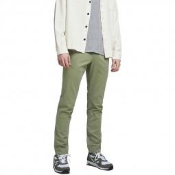 Pantalon en toile Jack & Jones vert