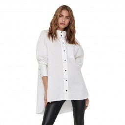 Chemise Only Selma blanche