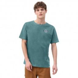 T-shirt Dickies Ruston vert