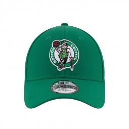 Casquette New Era 9Forty Boston Celtics verte