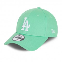 Casquette New Era 9FORTY Los Angeles vert