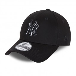Casquette New Era 9Forty NY noir