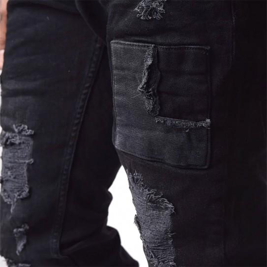 Jean slim patch Project X Paris
