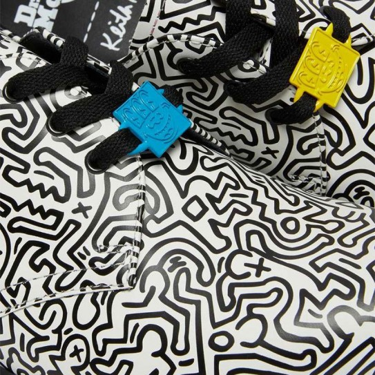 Dr. Martens basse 1461 Keith Harring