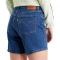 Short Levi's® 501 Mid Thigh bleu stone