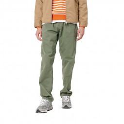 Pantalon Carhartt Ruck Single Knee Millington vert