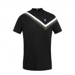 T-shirt Le Coq Sportif 2110568 noir