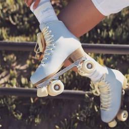 Rollerskates Impala bleu ciel