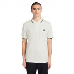 Polo Fred Perry M3600 J81 écru