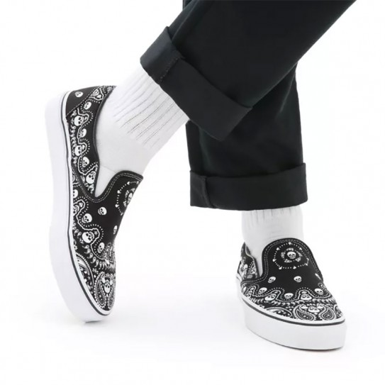 Chaussures Vans Slip-On Bandana