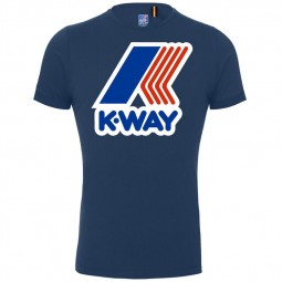 T-Shirt KWAY Pete rouge