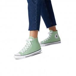 Converse toile montante vert ceramic green