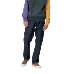 Jeans Carhartt Marlow Pant bleu brut