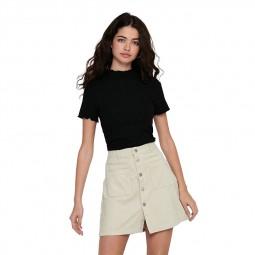 T-Shirt Only Emma noir