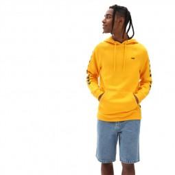 Sweat capuche Vans Versa Hoodie jaune