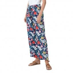 Pantalon fluide floral Molly Bracken imprimé floral