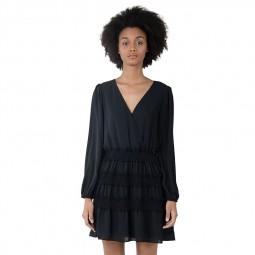Robe courte Lili Sidonio noire