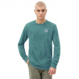 T-shirt manches longues Dickies Ruston vert