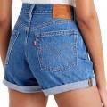 Short Levi's 501 Long Shorts bleu stone